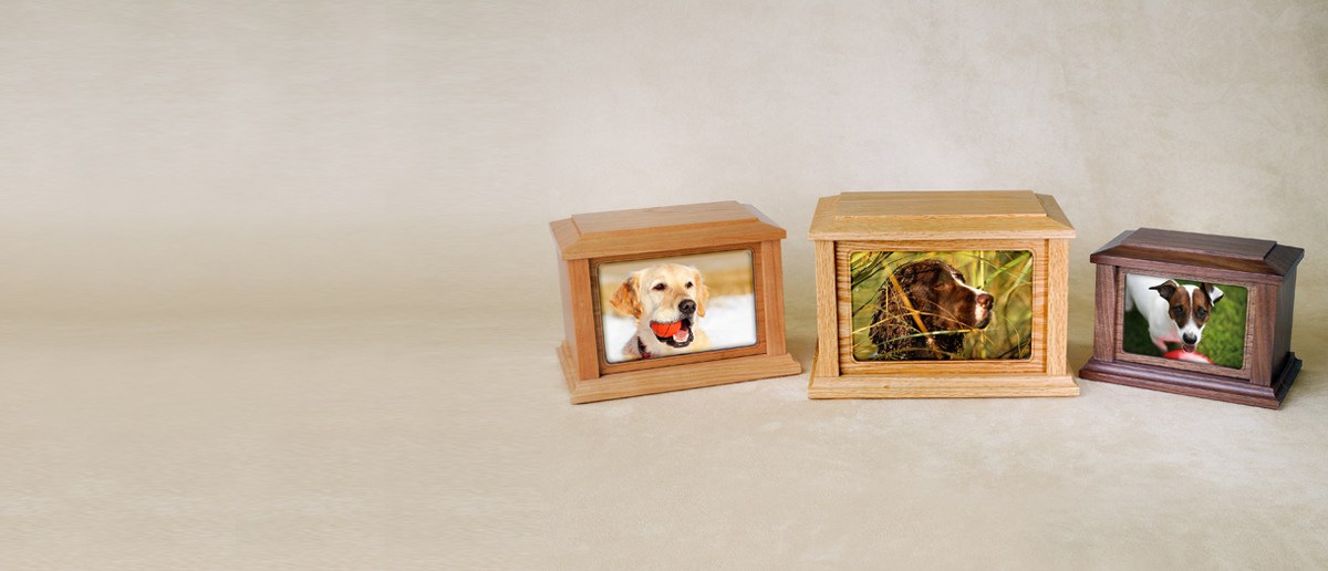 Pet Cremation Urns in Kenosha, Racine, Walworth, Milwaukee, and Lake counties.